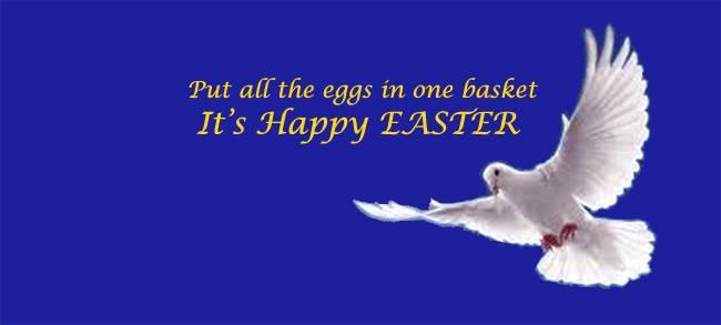 Easter blog 2016